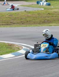 Go Karting Racing Racing Strategy
