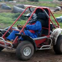 Off-road Karting